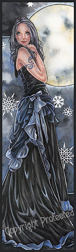 Snow Fae Bookmarker